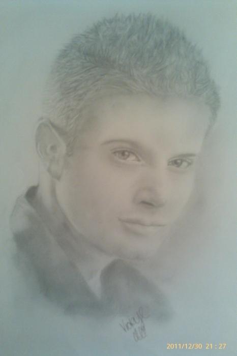 Jensen Ackles por tikkileo